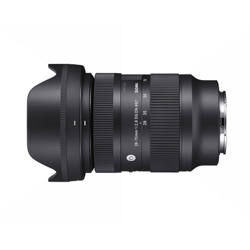 SIGMA 28-70mm F2.8 DG DN Contemporary(ソニーE用/フルサイズ対応) [SYSTEM5]