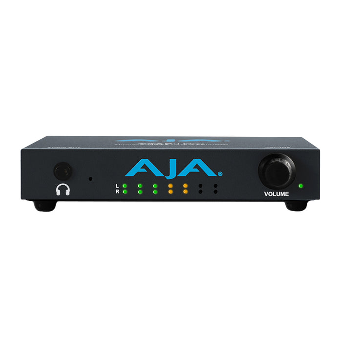 AJA Video Systems T-TAP-Pro Thunderbolt3対応HDMI2.0/12G-SDI出力ポータブルデバイス