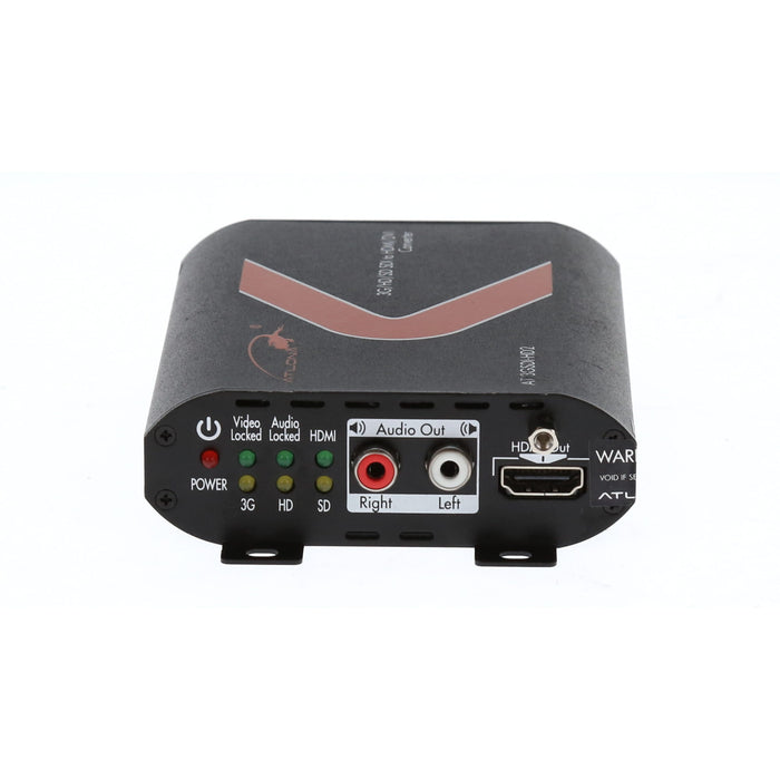 【中古品】ATLONA AT-3GSDI-HD2 3G/HD/SD SDI to HDMI/DVIコンバーター