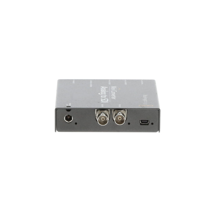 【中古品】BlackmagicDesign CONVMAAS Mini Converter Analog to SDI