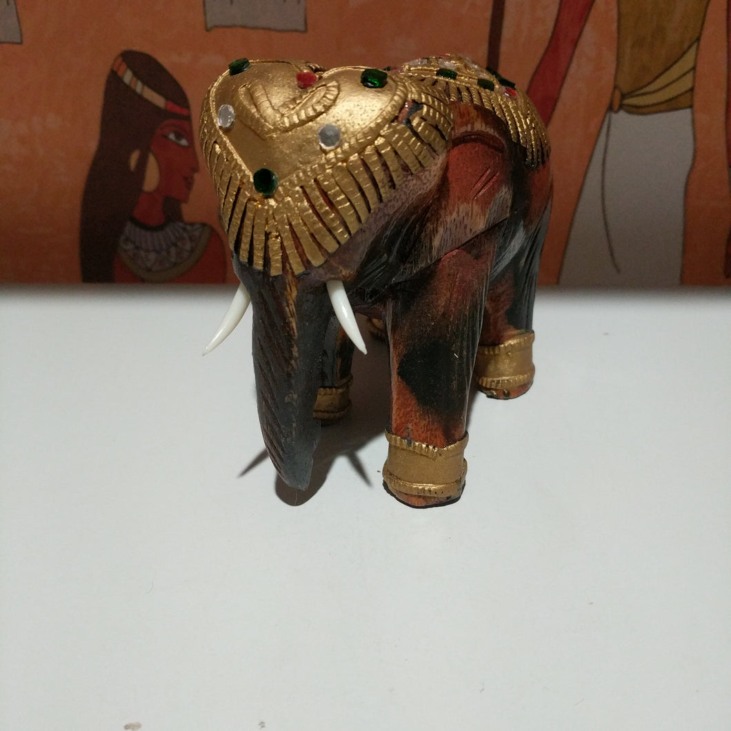 Hand made wooden  Elephent