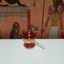 Load image into Gallery viewer, Collectable pyrex oil fragrance bottle