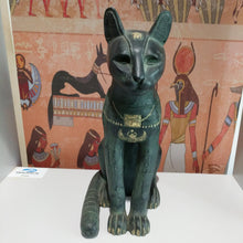 Load image into Gallery viewer, Egyptian Bronze Cat