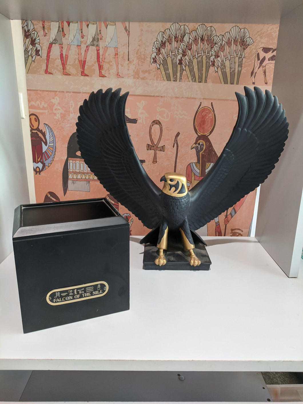 Collectable Egyptian Falcon of the Nile