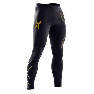 Breathable Crossfit Bodybuilding Compression Tights
