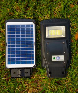 LIT - LED ALL-IN-ONE SOLAR STREETLIGHT 30W