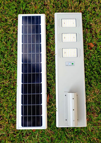 LIT-ALUMINUM ALL IN ONE SOLAR STREET LIGHT 150W