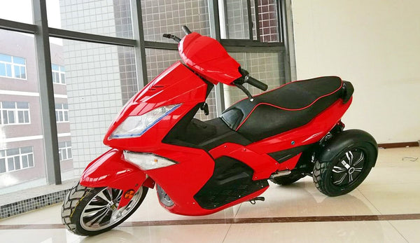 Trike Electric Motorcycle