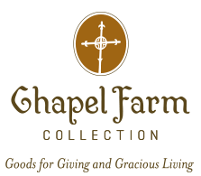 We want to share the things we love with you, and we want to showcase our treasures in one of the places we love the most, Chapel Farm Collection.
