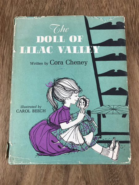 "Estate Collection Vintage Books ""The Doll of Lilac Valley"""