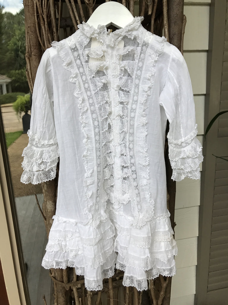 Estate Collection Antique Toddler's Dress