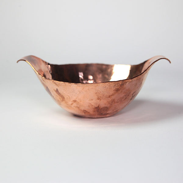 Bowl Copper - Ben & Lael