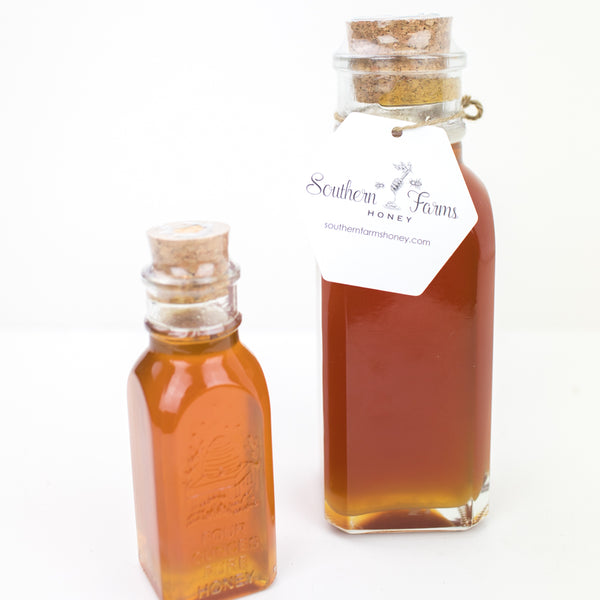 Southern Farms  Honey in Glass Jar