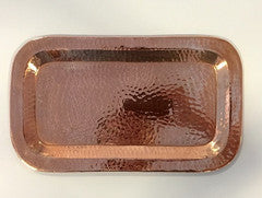 Tray - Copper Charolita Rectangular Tray