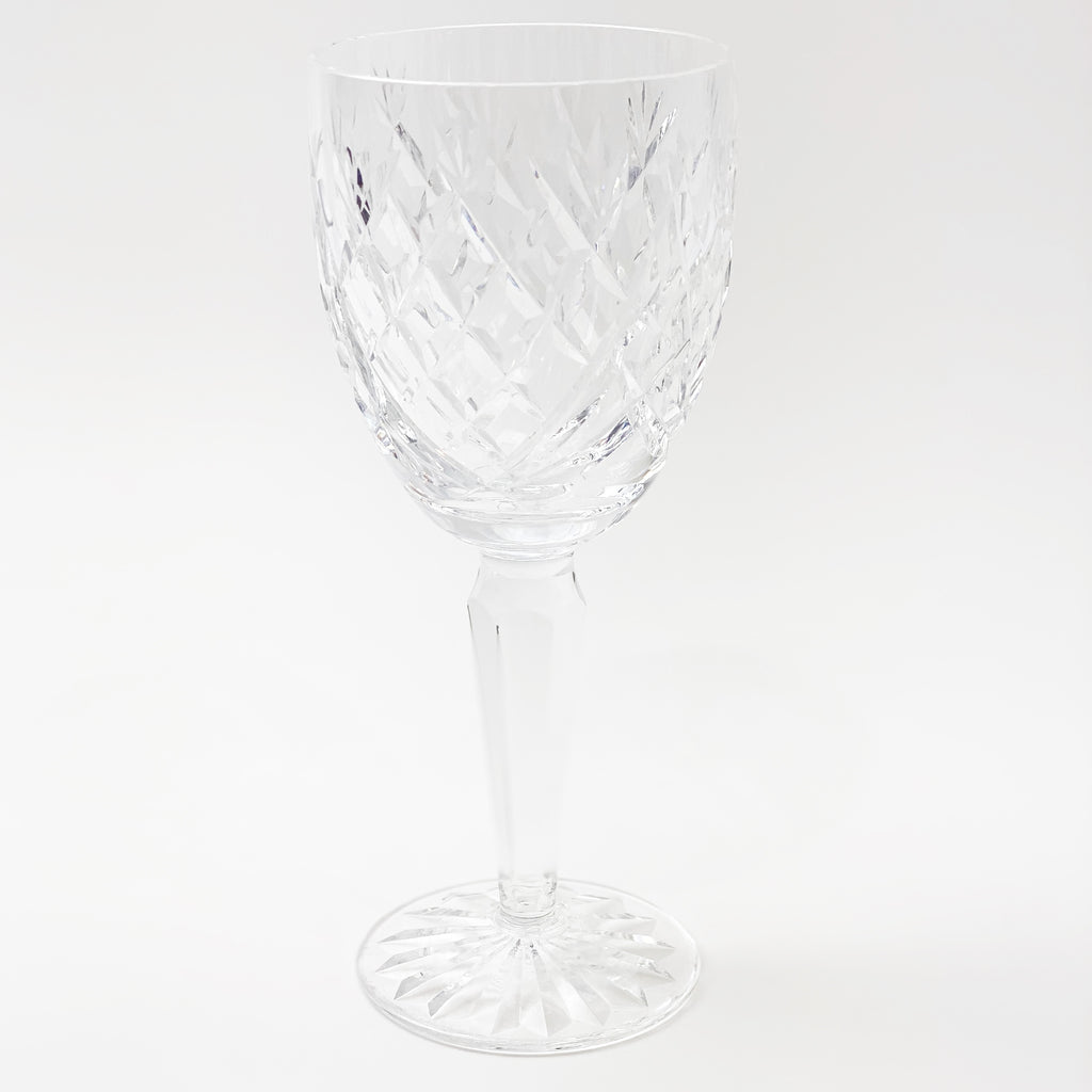 Estate Collection Waterford Avoca Claret Wine Glasses