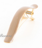 Hair Accessories - Medium Ficcarissimo Classic Enamel Clip