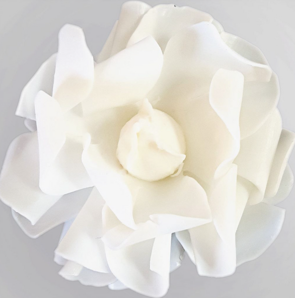 Handmade Petal Soap Flowers - Beautiful Sky Tea Rose