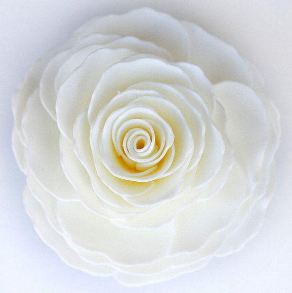Handmade Petal Soap Flowers - Beautiful Sky Rose