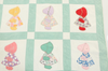 Estate Collection Quilt - Sunbonnet Quilt