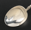 Estate Collection Sterling Bent Handle Spoon