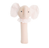 Baby Elephant Squeaker - Grey or Pink