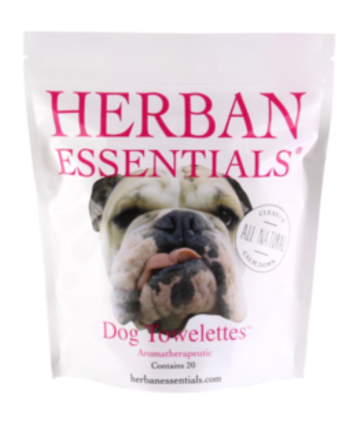 The Essential Dog Towelettes