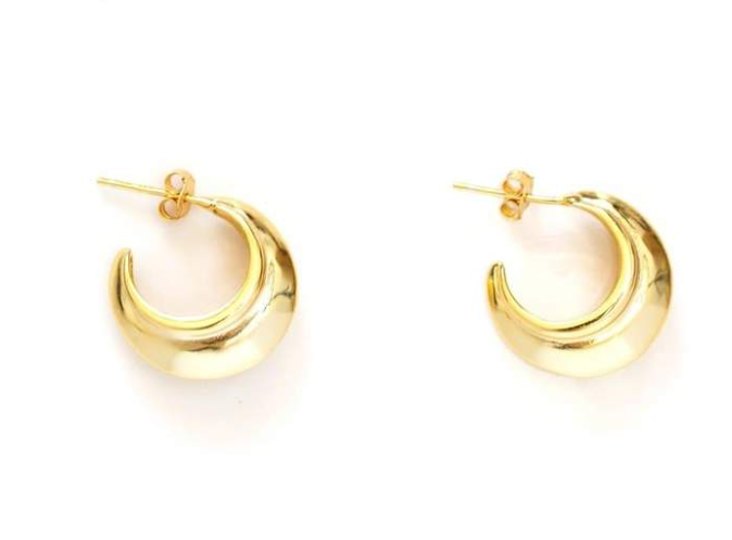 Mariel Hoop Earrings