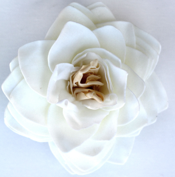 Jasmine Mist Bathing Petal Soap Flower