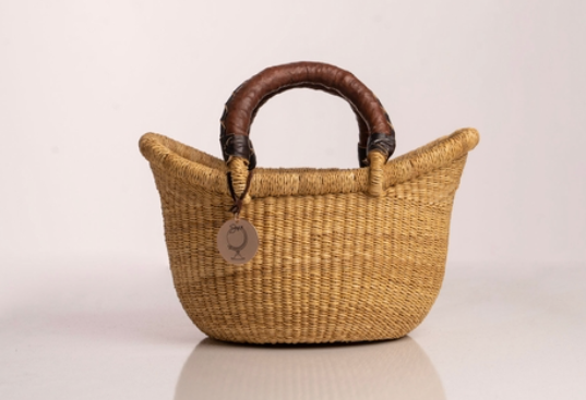 The Victoria Basket - Style No. 1- Petite