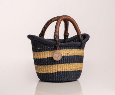 The Victoria Basket - Style No. 3 - Petite