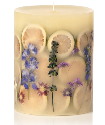 Botanical Candle - Small Round