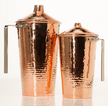 Copper Water Pitchers