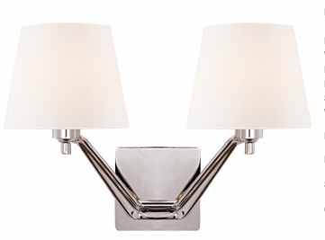 Lamp - Union Double Arm Scone