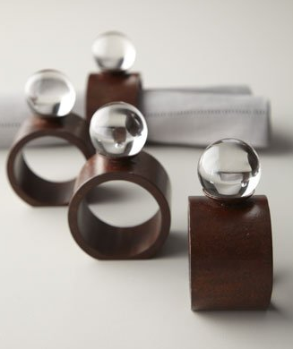 Castillian Napkin Rings