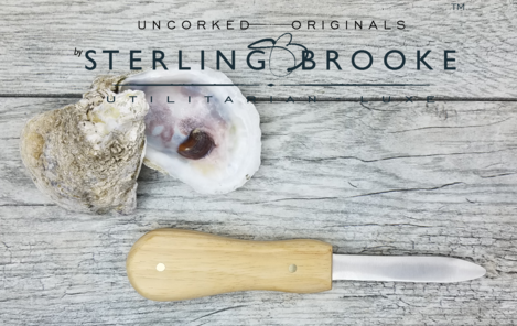 Knife - Oyster Shucker Naturalist