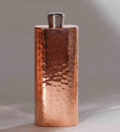 Copper Boot Flask by Sertodo