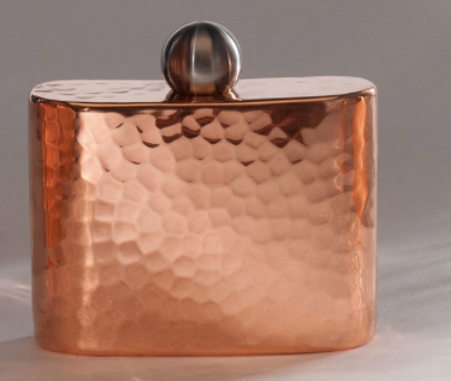 Flask Copper Petite Hip