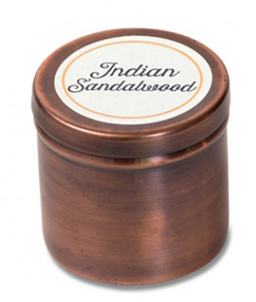 Dharamsala Candle - Traveler Tin