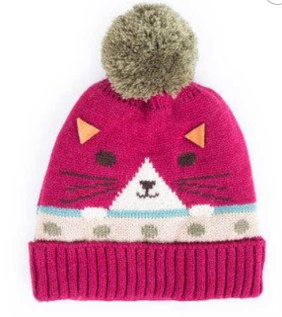 Cosy Kids Cat Hat