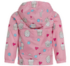 Kid's Color Changing Raincoat - Cupcake