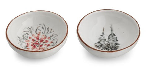 Natale Dipping Bowls