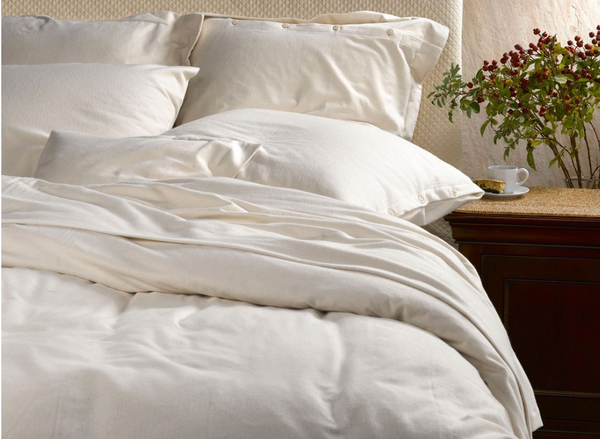 Bedding - The Purists Flannel Bedding