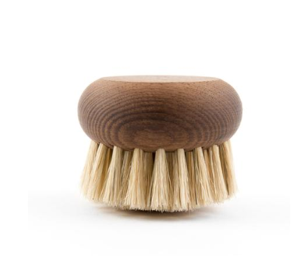 Heritage Ash Wood Body Brush