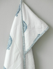 Block Printed Hooded Towels