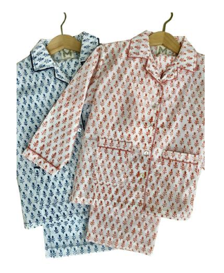Loungewear Kids Pink City