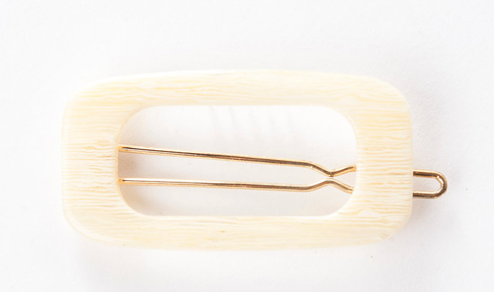 Hair Accessories - Rectangle Hair Pin