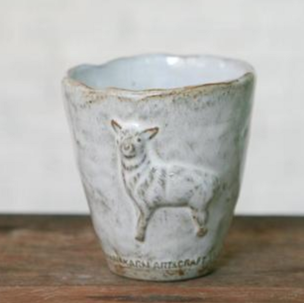Candle - Sheep Pinchpot Candle