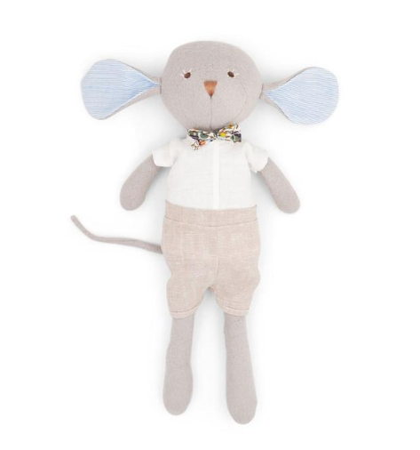 Animal - Oliver Mouse in Bow Tie Outfit