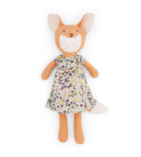 Animal - Flora Fox in Tea Party Dress