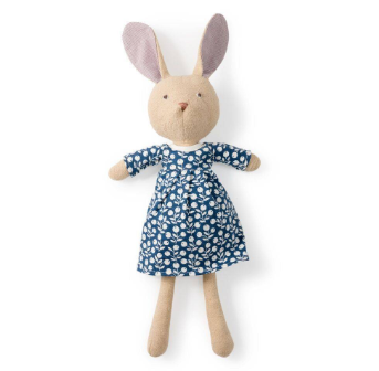 Animal - Juliette Rabbit in Navy Dress